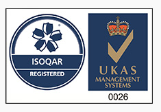 ISOQAR 9001 logo