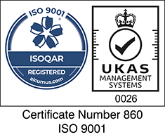 ISO QAR Logo